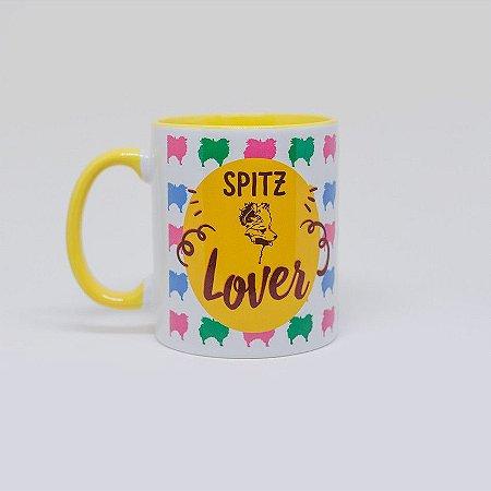 Caneca Spitz Lover