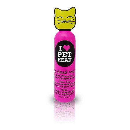 Pet Head Cat De Shed Me!! Condicionador para Queda de Pêlos