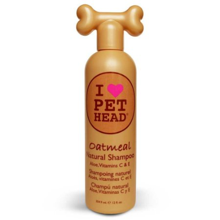 Pet Head Oatmeal Shampoo Natural Hidratante