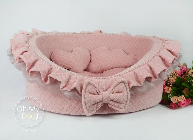 Cama para Cachorro e Gato Oh My Dog Europa London