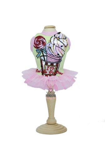 Vestido Sweet Candy Malloo Moda Pet
