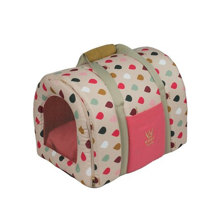 Bolsa de Transporte Pet Woof Classic Sweet Dreams Pink