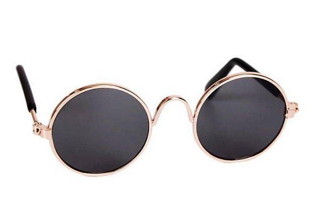 Óculos de Sol para Cachorro e Gato - Preto