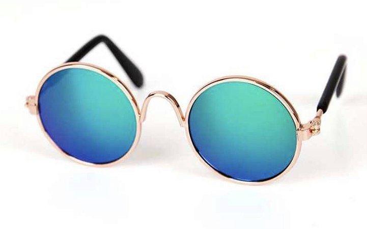Óculos de Sol para Cachorro e Gato - Verde