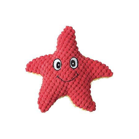 Brinquedo para Cachorro Pelúcia Estrela do Mar