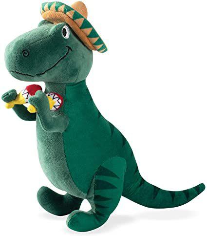 Brinquedo para Cachorro Pelúcia T-Rex