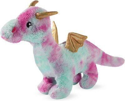 Brinquedo para Cachorro Pelúcia Dragon Amethyst