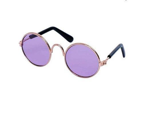 Óculos de Sol para Cachorro e Gato Roxo