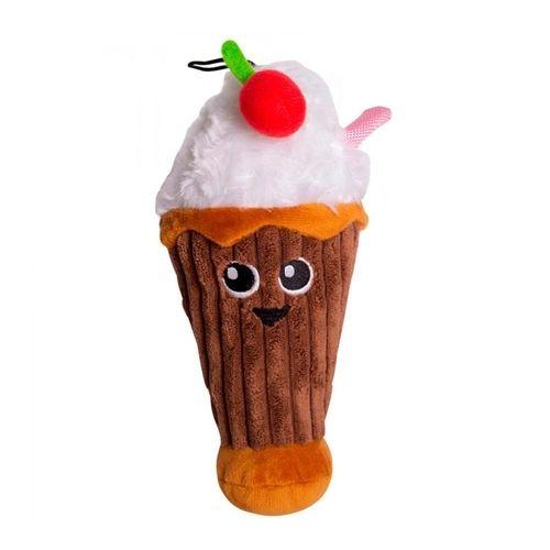 Brinquedo para Cachorro Pelúcia Milkshake