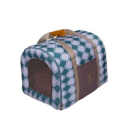 Bolsa de Transporte Pet Woof Classic Circus Teo