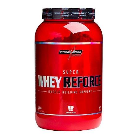 SUPER WHEY REFORCE - INTEGRALMÉDICA