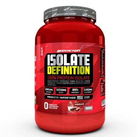 WHEY ISOLATE DEFINITION - BODY ACTION