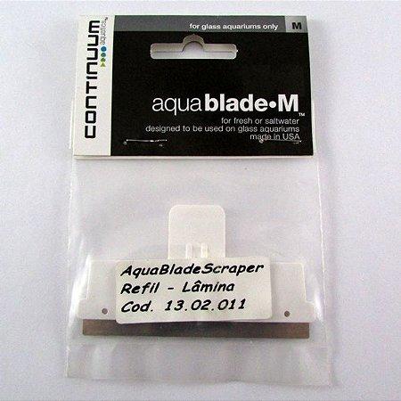Refil Lâmina Continuum AquaBladeScraper 1 unidade