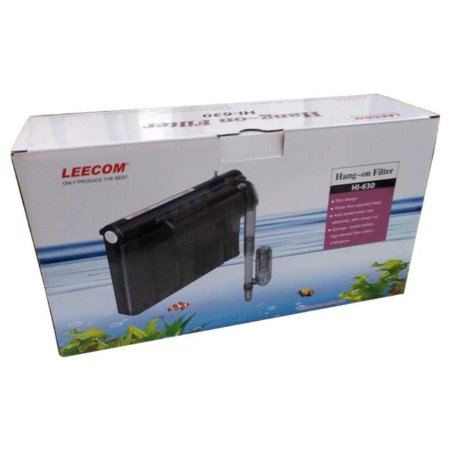 Filtro Externo Leecom Hang-On HI-630 600L/H 3.5W 127V
