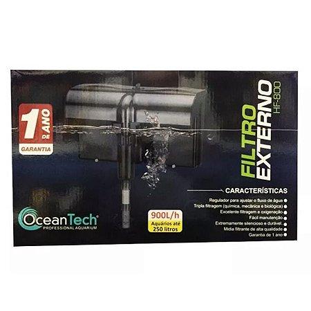 Filtro Externo Ocean Tech HF-800 900L/H 110V