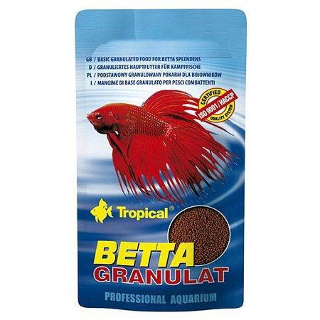 Ração Tropical Betta Granulat Sachê 5g