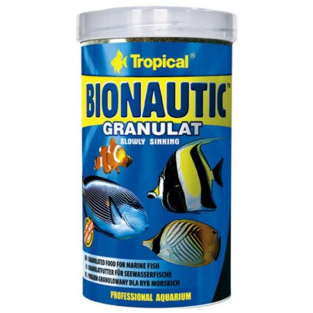Ração Tropical Bionautic Granulat 55g