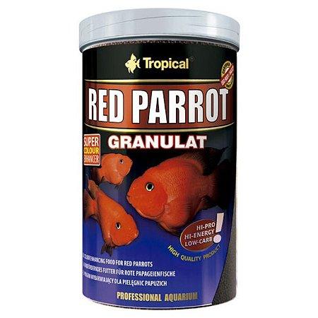 Ração Tropical Red Parrot Granulat 100g