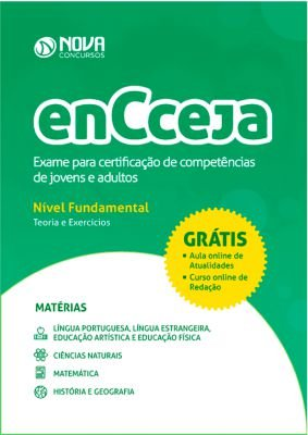 Apostila ENCCEJA 2018 - Ensino fundamental