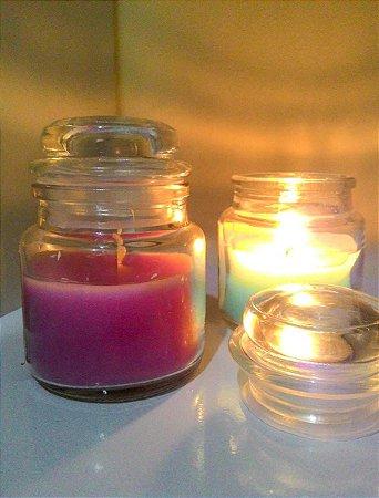 Vela Decorativa Perfumada - No Potinho
