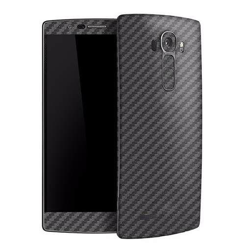 Skin LG G4 - Fibra de Carbono