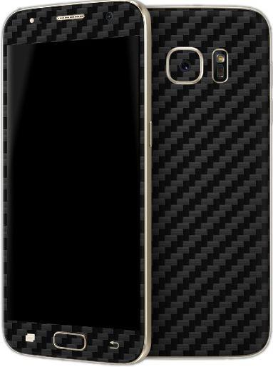Skin Galaxy S7 / Edge - Fibra de Carbono 3M