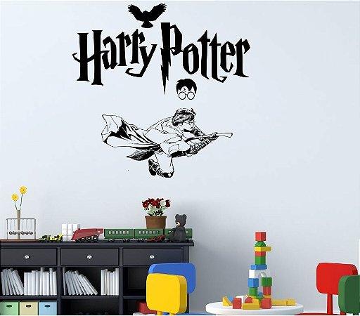 Adesivo de Parede - Harry Potter