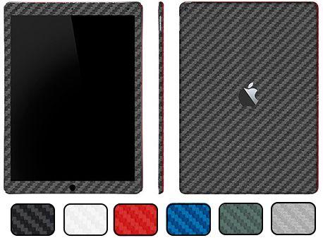 "Skin iPad Pro 9.7"" - Fibra de Carbono"