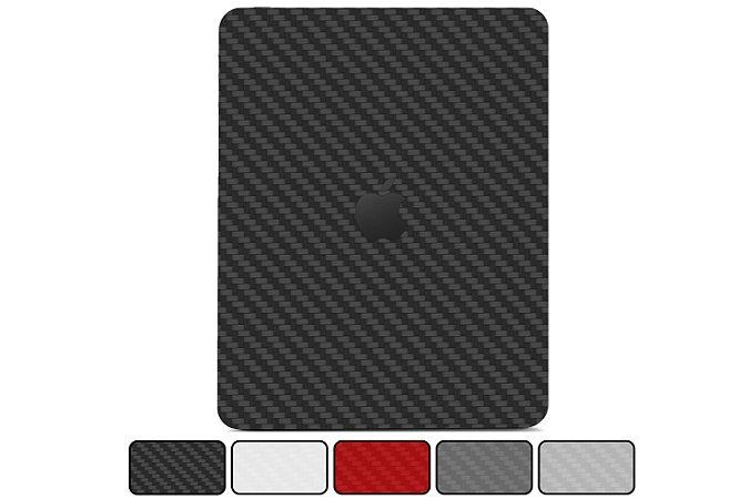 Skin iPad 1 - Fibra de Carbono