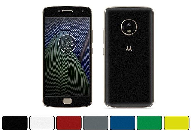 Skin Moto G5 Plus - Cores Foscas
