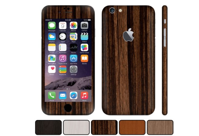 Skin iPhone 6 - Madeira