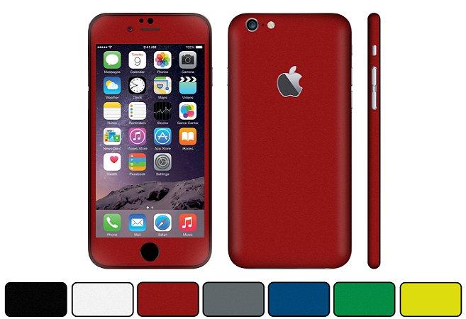 Skin iPhone 6S Plus - Cores Foscas