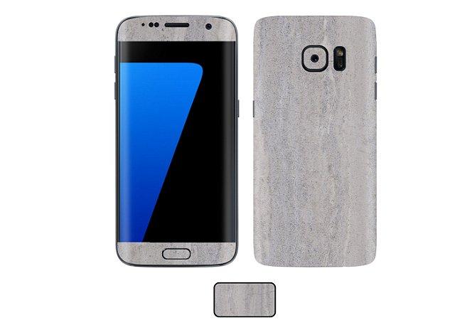 Skin Galaxy S7 Edge - Concreto