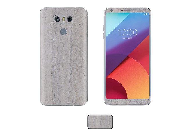 Skin LG G6 - Concreto