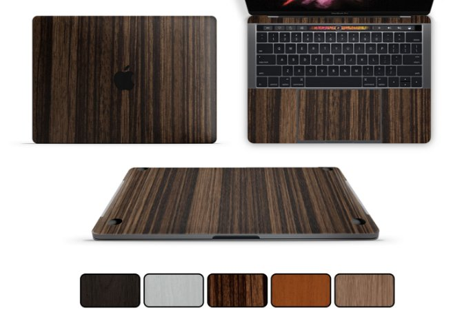 "Skin MacBook Pro 13"" - Madeira"