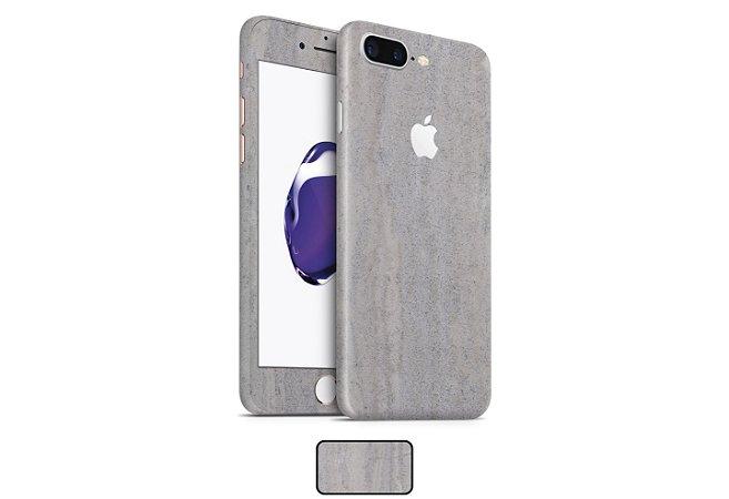 Skin iPhone 7 Plus - Concreto