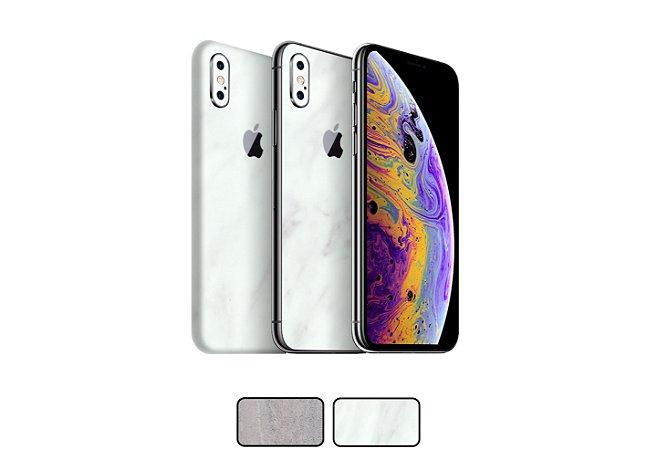 Skin iPhone XS - Pedras