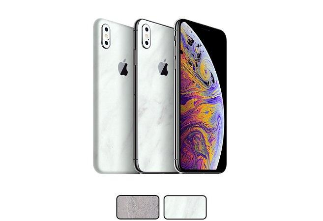 Skin iPhone XS Max - Pedras