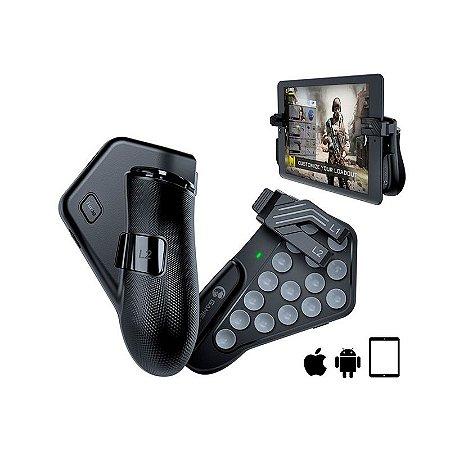 Gatilho Capacitivo Gamesir F7 Claw L1 L2 / R1 R2 Para Tablets - Android / iPad - iOS / PUBG / Free Fire / CoD