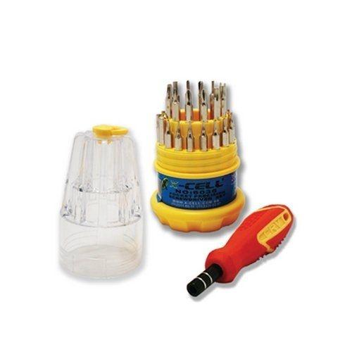 Kit Chaves 31 EM 1 X-Cell