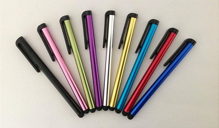 Caneta Universal Stylus Para Smartphones e Tablets