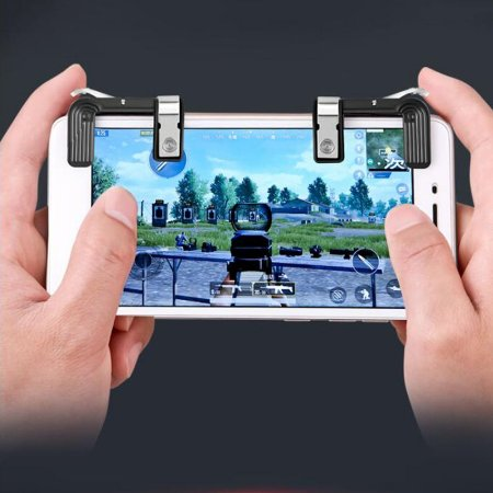 Gatilhos GamePad L1 R1 Para Celular PUBG Fortnite Free Fire