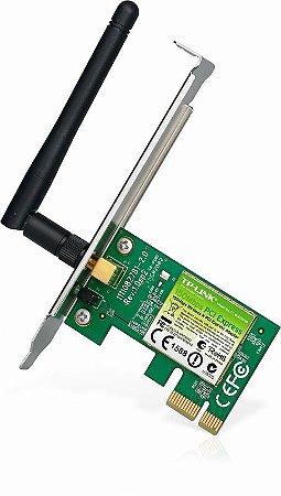 Placa de Rede Wireless Tp-Link PCI-E TL-WN781ND