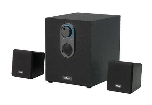 Caixa de Som 2.1 Trust Speaker Set SP-3150 - 18241