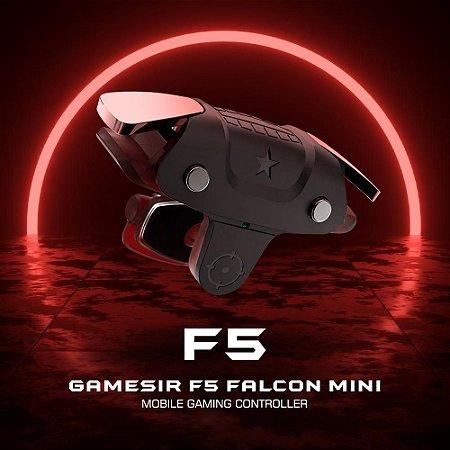 Gatilho GameSir F5 Falcon Mini L1 ou R1 Para iOS / Android / PUBG / COD / Free Fire