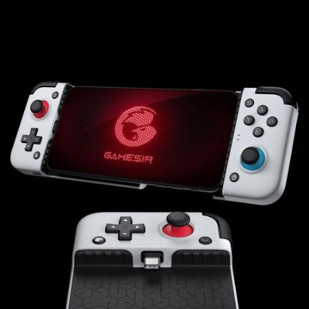 Controle GameSir X2 Tipo-C Para Android Plataforma de Jogos em Nuvem / X Cloud / Vortex / Stadia / Egg Emulator