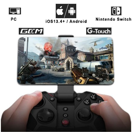 Controle GameSir G4 Pro Bluetooth Wireless Multi-Plataforma PC / iOS / Android / Nintendo Switch