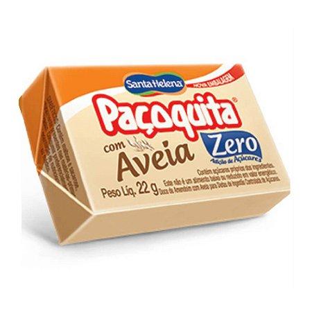 Paçoquita com Aveia (Zero Açúcar) 21g - Santa Helena