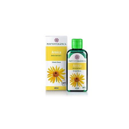Extrato Oleoso de Arnica - 60 ml - Phytoterápica