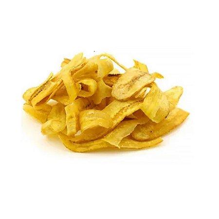 Banana Chips com Lemon Pepper - 100g - Casa do Naturalista